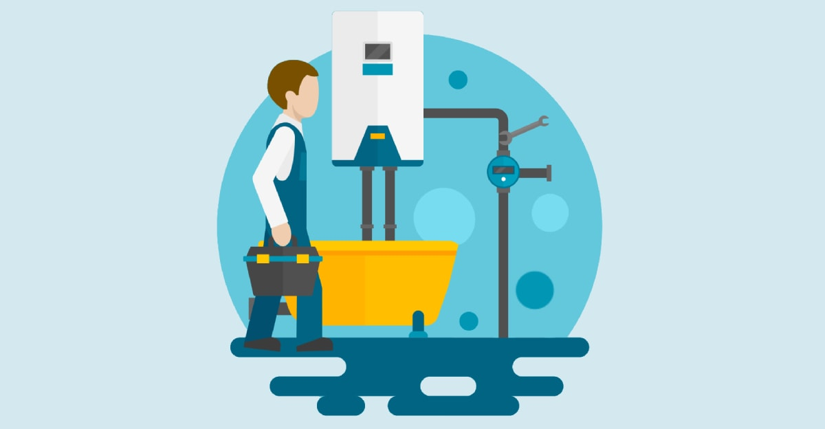 Water Heater Service In Ipswich
